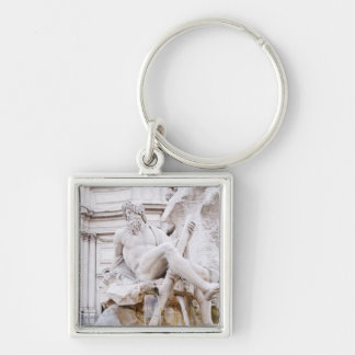 Fountain of the Four Rivers, Piazza Navona, Keychain
