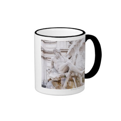 Fountain of the Four Rivers, Piazza Navona, Coffee Mugs