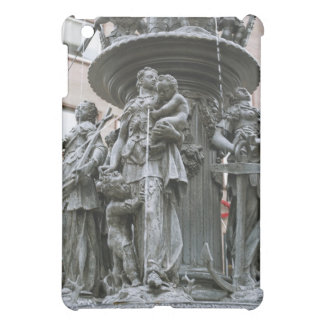 Fountain of the Virtues in Nuremberg Cover For The iPad Mini