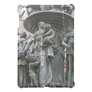 Fountain of the Virtues in Nuremberg iPad Mini Cases