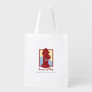 Fountain of Woof - Reusable Tote