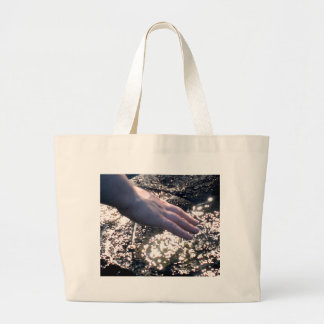 Fountain of Youth Large Tote Bag