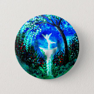 Fountain of Youth Pinback Button