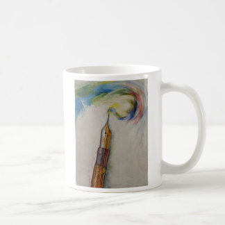 Fountain Pen Coffee Mug