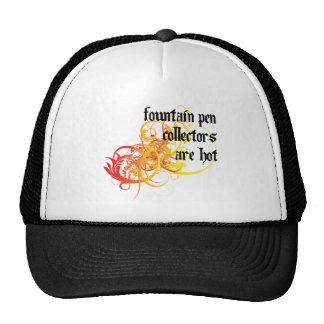 Fountain Pen Collectors Are Hot Trucker Hat