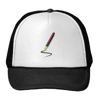 Fountain Pen Trucker Hat