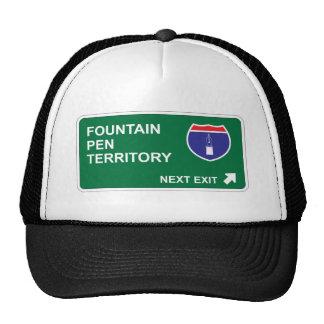 Fountain Pen Next Exit Trucker Hat