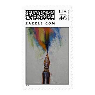 Fountain Pen Postage