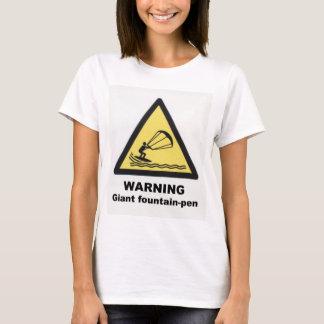 Fountain pen shirt