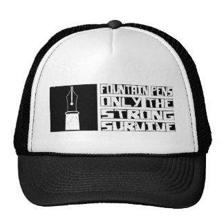 Fountain Pen Survive Trucker Hat
