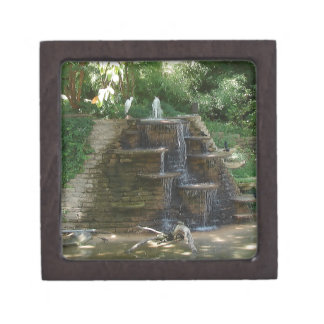 """""""Fountain """" Photography by Carter L. Shepard Jewelry Box"""