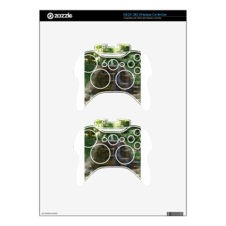 """""""Fountain """" Photography by Carter L. Shepard Xbox 360 Controller Skins"""