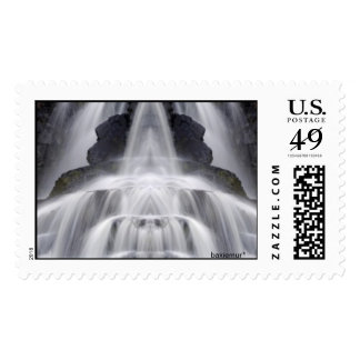 Fountain Stamp
