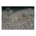 Fountain Spray Cards