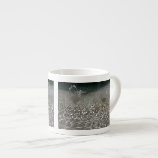 Fountain Spray Espresso Cup
