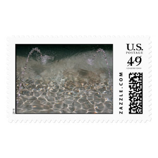 Fountain Spray – Large stamp