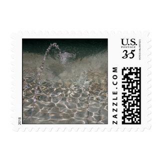 Fountain Spray – Small stamp