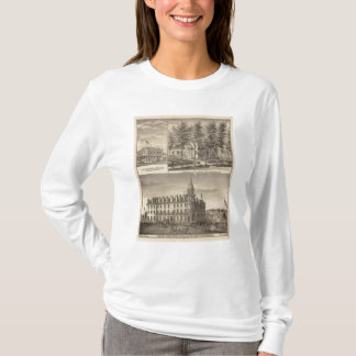 Fountain Spring House & Lain residence T-Shirt