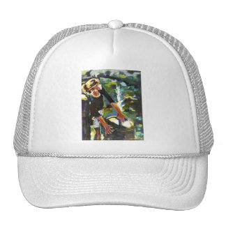 Fountain Trucker Hat