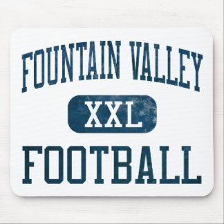 Fountain Valley Barons Football Mouse Pad