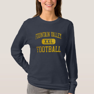 Fountain Valley Barons Football T-Shirt
