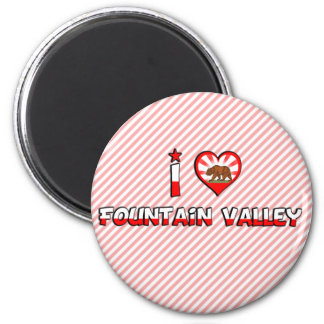 Fountain Valley, CA Refrigerator Magnets