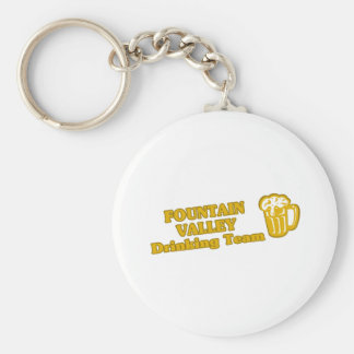 Fountain Valley Drinking Team tee shirts Keychains