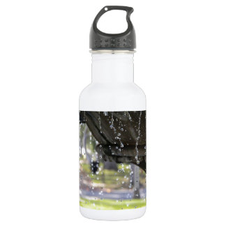 Fountain Water Bottle