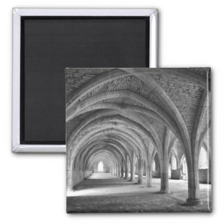Fountains Abbey Magnet
