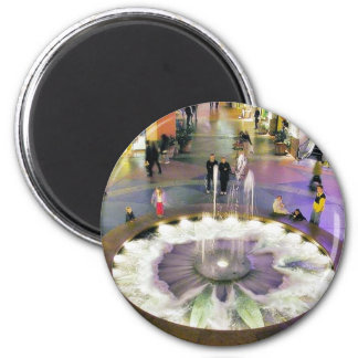 Fountains Malls Refrigerator Magnets