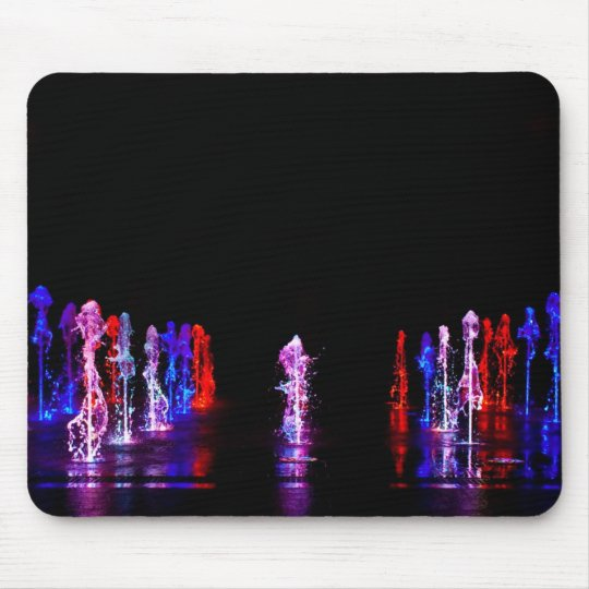Fountains of Siberia Mouse Pad