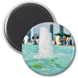 Fountains Pools Refrigerator Magnets