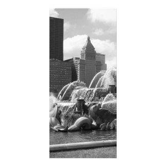 Fountains Rack Card