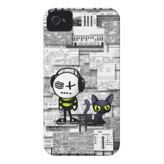 """Four4ths :: iPhone 4/4S case """"The Manuals"""""""