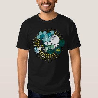 Four4ths :: Molecular T-shirt