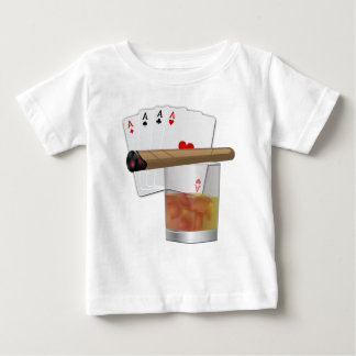 Four Aces Baby T-Shirt