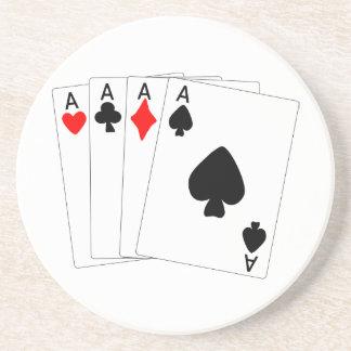 Four Aces Coaster