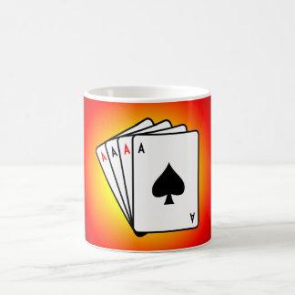 Four Aces! Coffee Mug