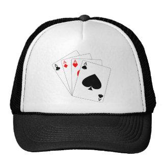 Four Aces Hat