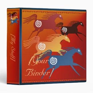 Four Ancient Horses binder_15_front.v4 Binders