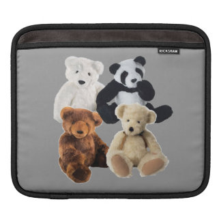 Four bears Rickshaw Sleeve