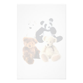 Four bears Stationery