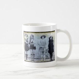 Four Beauty Contest Winners Coffee Mug