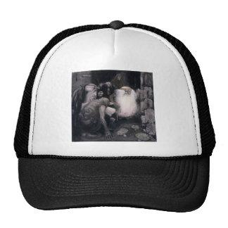 Four Big Trolls Trucker Hat