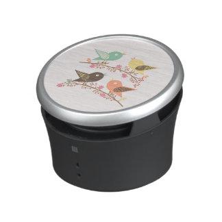 Four birds bluetooth speaker