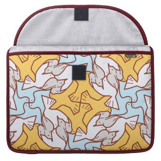 "Four Birds Pattern Macbook Pro 15"" Sleeve For MacBook Pro"