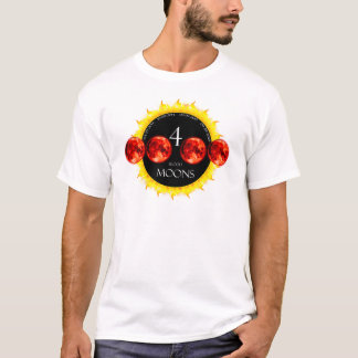 Four Blood Moons T-Shirt