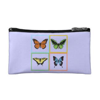 Four Butterflies - Cosmetic Bag