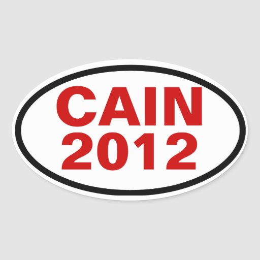 FOUR Cain 2012 Sticker