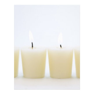 four candles full color flyer
